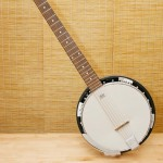6-String Banjo or Guitar-Banjo Tennessee