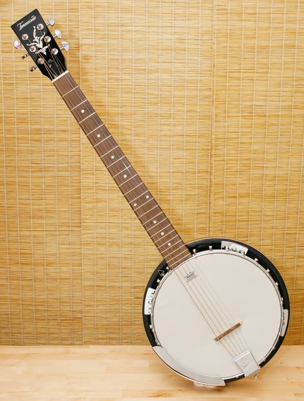 Six string guitar