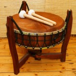 African Power Drum
