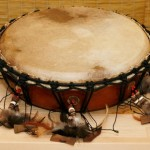 Northamerican-Shaman-Drum