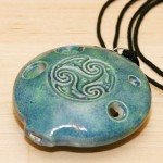 Ocarina Celtic Songstone