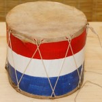 Dominican Republic Drum Small