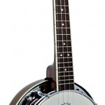 Uke Banjo Closed Back 1