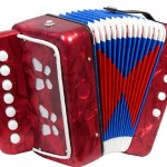 Melodeon Red